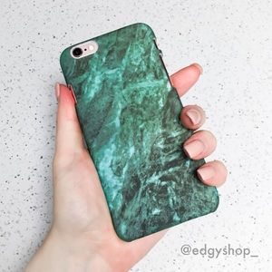 Marble Hard iPhone Case
